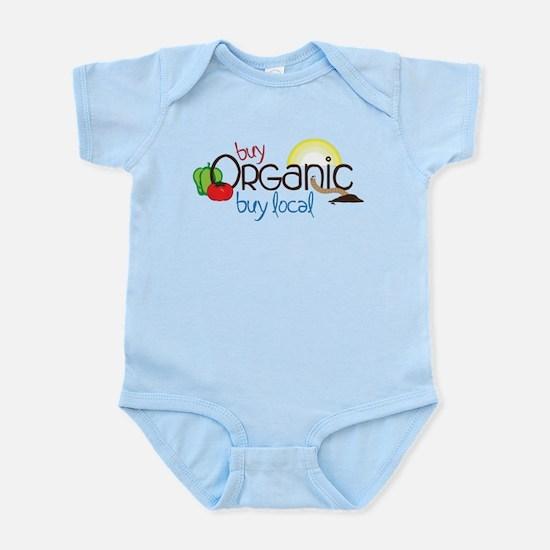 Buy Organic Infant Bodysuit