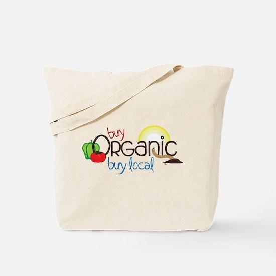 Buy Organic Tote Bag