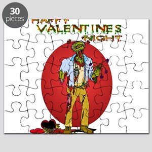 Zombie Valentines Day Puzzle