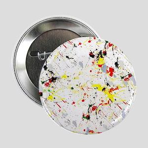 """Paint Splatter 2.25"""" Button"""