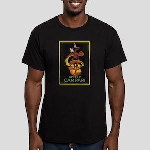 Bitter Campari Vintage Poster T-Shirt