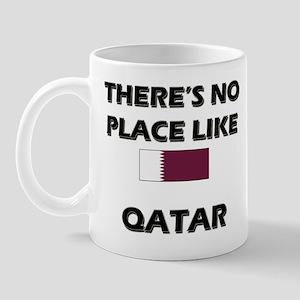There Is No Place Like Qatar Mug