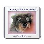 I Love my Senior Moments! Mousepad
