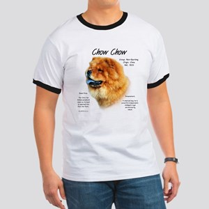 Chow Chow Ringer T