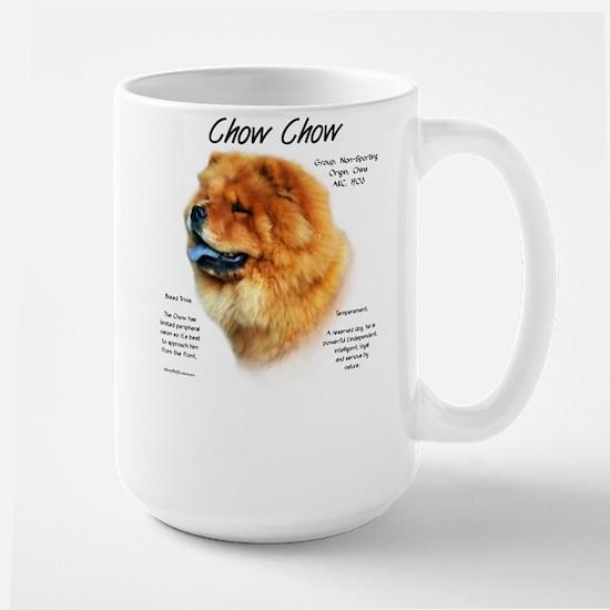 Chow Chow Large Mug