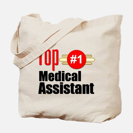 Top Medical Assistant Tote Bag