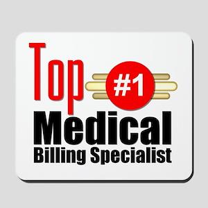 Top Medical Billing Specialist Mousepad
