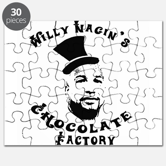 Cool Willy wonka Puzzle
