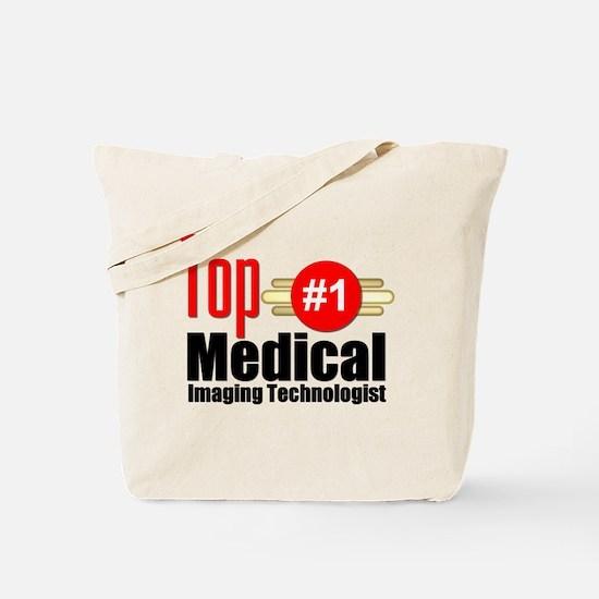 Top Medical Imaging Technologist Tote Bag