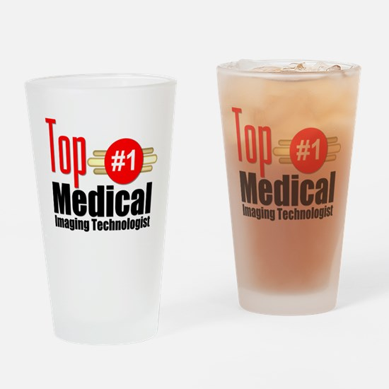 Top Medical Imaging Technologist Drinking Glass