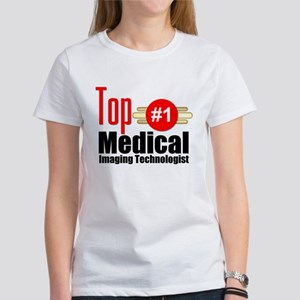 Top Medical Imaging Technologist Women's T-Shirt