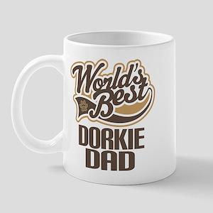 Dorkie Dog Dad Mug