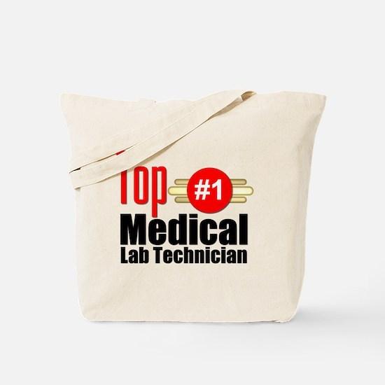 Top Medical Lab Technician Tote Bag