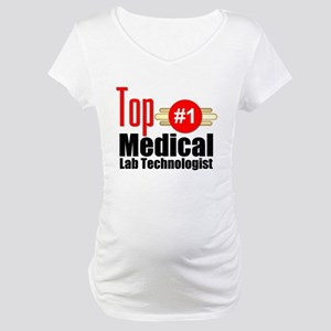 Top Medical Lab Technologist Maternity T-Shirt