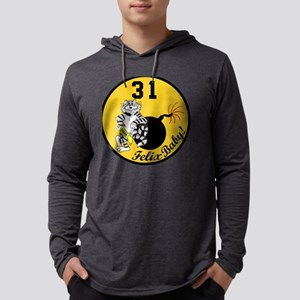 cat31 Mens Hooded Shirt
