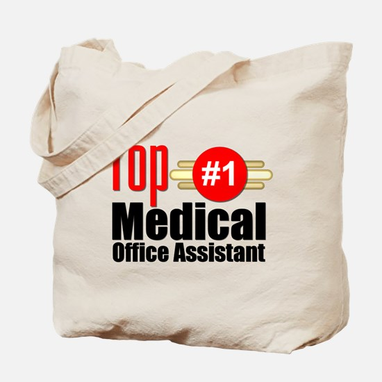 Top Medical Office Assistant Tote Bag