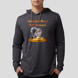 3-thankfulsq Mens Hooded Shirt
