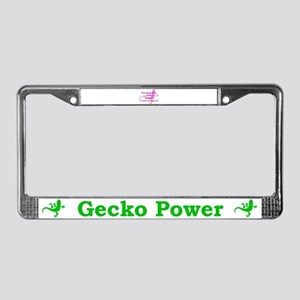 Reptile Dysfunction License Plate Frame