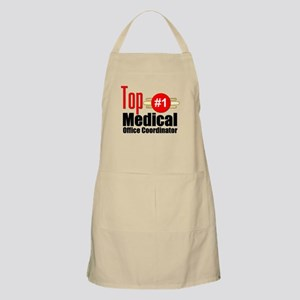 Top Medical Office Coordinator Apron