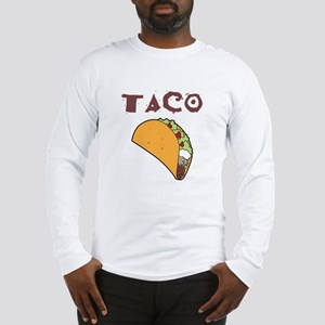 Taco Long Sleeve T-Shirt