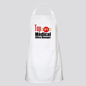 Top Medical Office Manager Apron