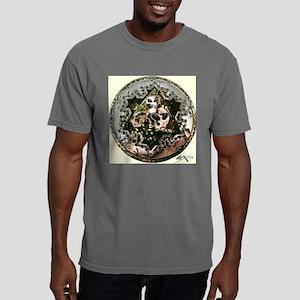 Art_Cropseal redo natura Mens Comfort Colors Shirt