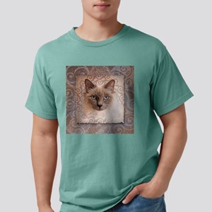 socks-square Mens Comfort Colors Shirt