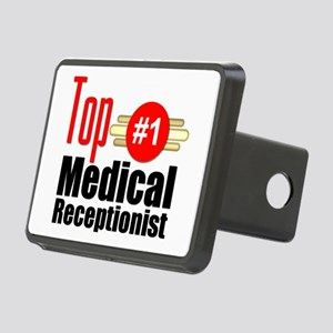 Top Medical Receptionist Rectangular Hitch Cover