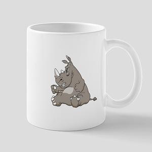 Rhino with an Attitude Mug