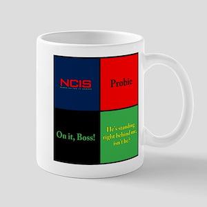 NCIS Quotes Mug