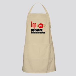 Top Network Administrator Apron