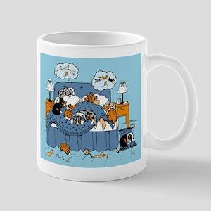collie CRAZY Mug