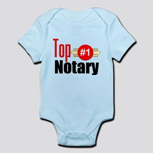Top Notary Infant Bodysuit
