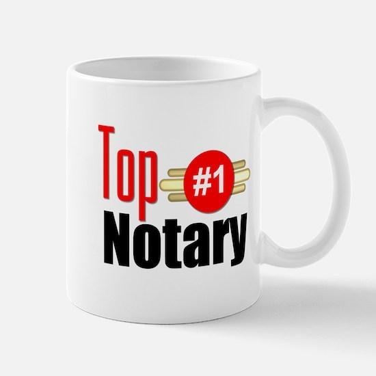 Top Notary Mug