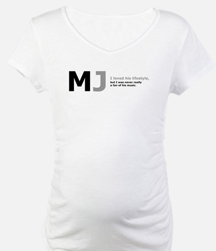 MJ: I loved his lifestyle... Shirt