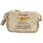 Trumpet MD Messenger Bag
