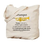 Trumpet MD Tote Bag