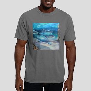 moonlight swim oct squar Mens Comfort Colors Shirt