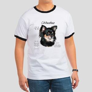 Chihuahua (longhair) Ringer T