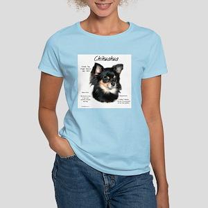 Chihuahua (longhair) Women's Light T-Shirt