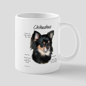 Chihuahua (longhair) 11 oz Ceramic Mug