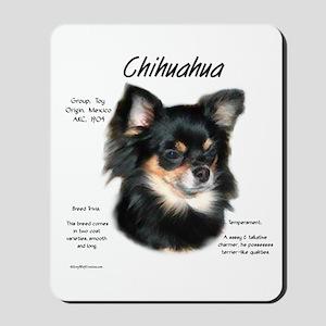 Chihuahua (longhair) Mousepad