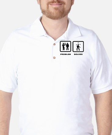 Juggling Golf Shirt