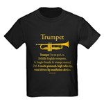 Trumpet MD Kids Dark T-Shirt