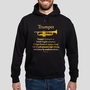 Trumpet MD Hoodie (dark)