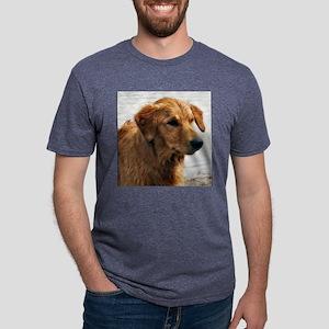 sam watercolor square Mens Tri-blend T-Shirt