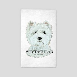 West Highland Westacular! 3'x5' Area Rug