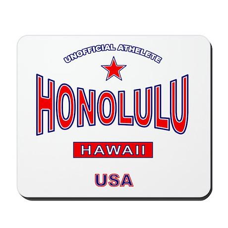 Honolulu Mousepad