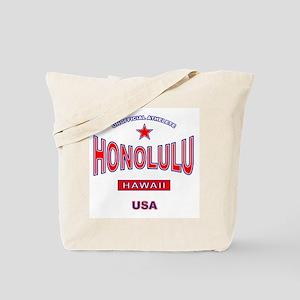Honolulu Tote Bag