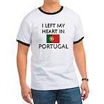 Flag of Portugal Ringer T